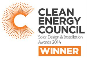 Solar Design & Installation Award