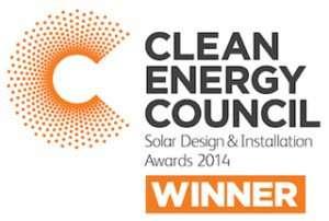 Solar Design & Installation Award