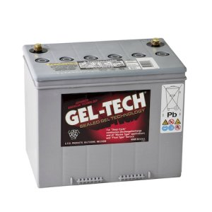 GEL-TECH Batteries Electric Motive 8G24SS