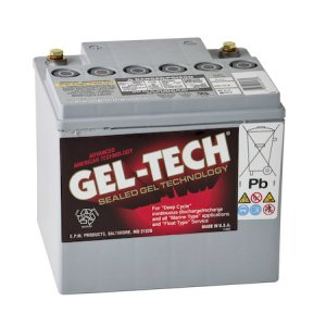GEL-TECH Batteries Electric Motive 8G40C