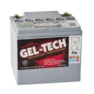 GEL-TECH Batteries Electric Motive 8G40C