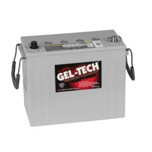 GEL-TECH Batteries Electric Motive 8G31DT