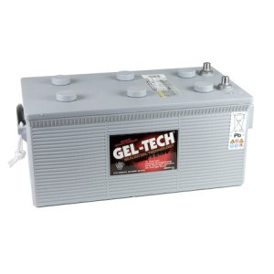 GEL-TECH Batteries electric Motive 8G4D