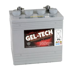 GEL-TECH Batteries Electric Motive 8G8VGC