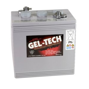 GEL-TECH Batteries Electric Motive 8GGC2