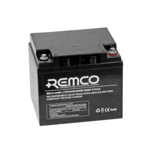 REMCO Batteries AGM Cyclic RM12-44DC