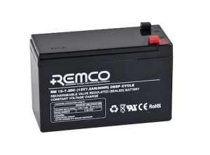 REMCO Batteries AGM Cyclic RM12-7.2DC