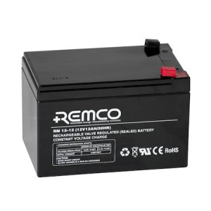REMCO Batteries Standby AGM RM12-12