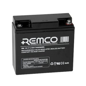 REMCO Batteries Standby AGM RM12-17
