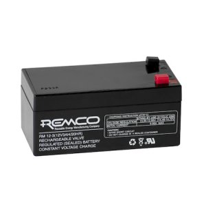 REMCO Batteries Standby AGM RM12-3