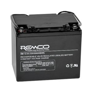 REMCO Batteries Standby AGM RM12-33
