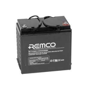 Remco Agm Standby Rm12 55xu 12 Volt 55ah Solar Batteries