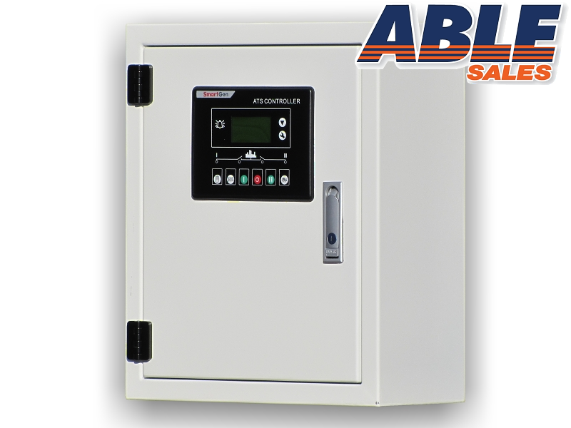 Ats Amf Mains Failure Automatic Transfer Switch Single Phase 80 Amp Air Cooled