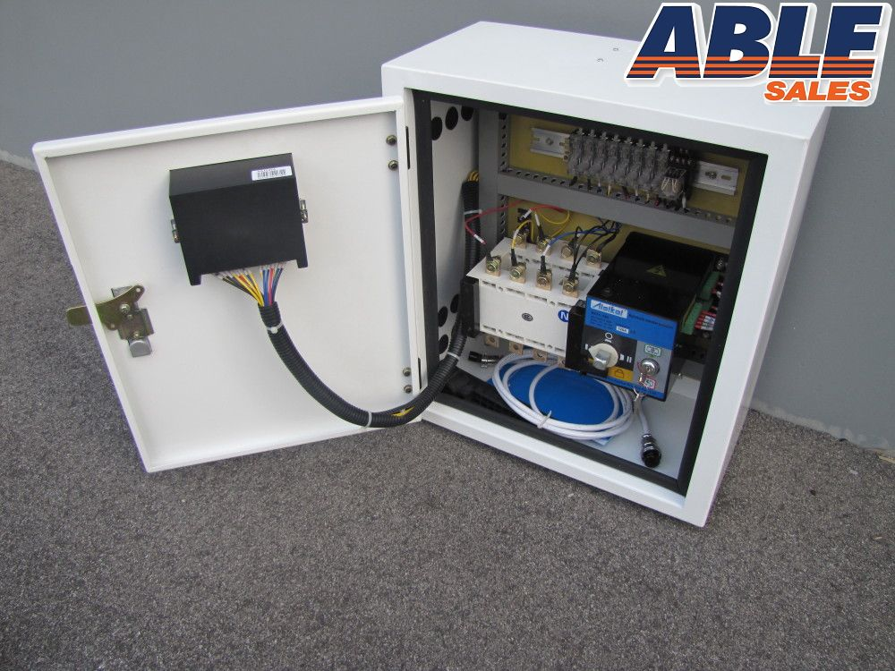 Ats Amf Mains Failure Automatic Transfer Switch Single Phase 125amp Air Cooled