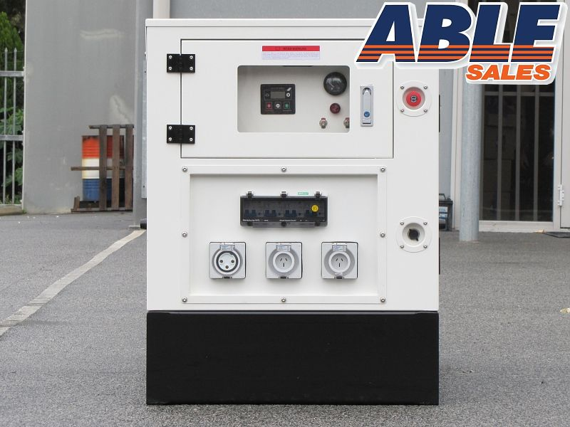 Able 8KVA back up generator
