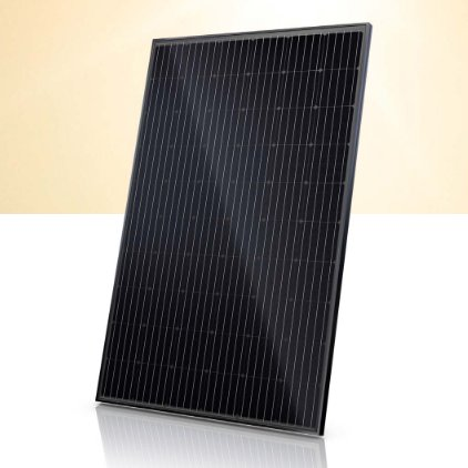 Canadian Solar 280 Black