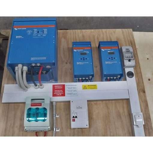 Solarbatteries offgrid
