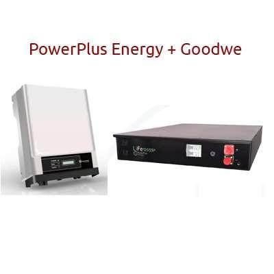 PowerPlus -Off-Grid Lithium
