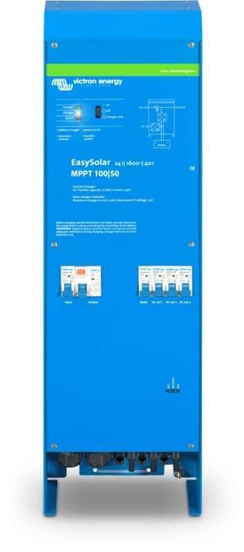 Victron Easysolar 24 1600 40 16 230v Mppt 100 50 Inverter