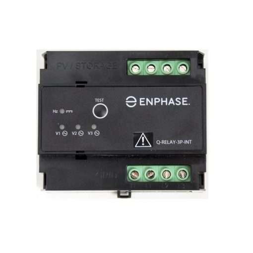 Enphase Q-Relay-3P-DS-EN-AU